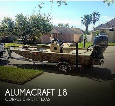 2012 Alumacraft 18
