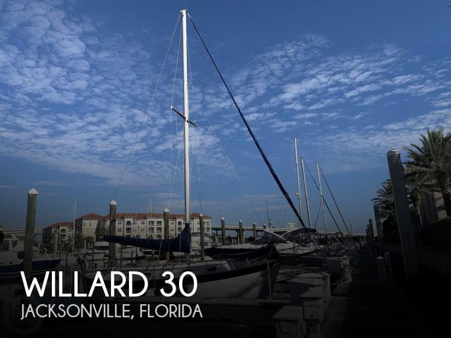 1976 Willard World Cruiser 30/8T