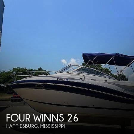 2009 Four Winns 26