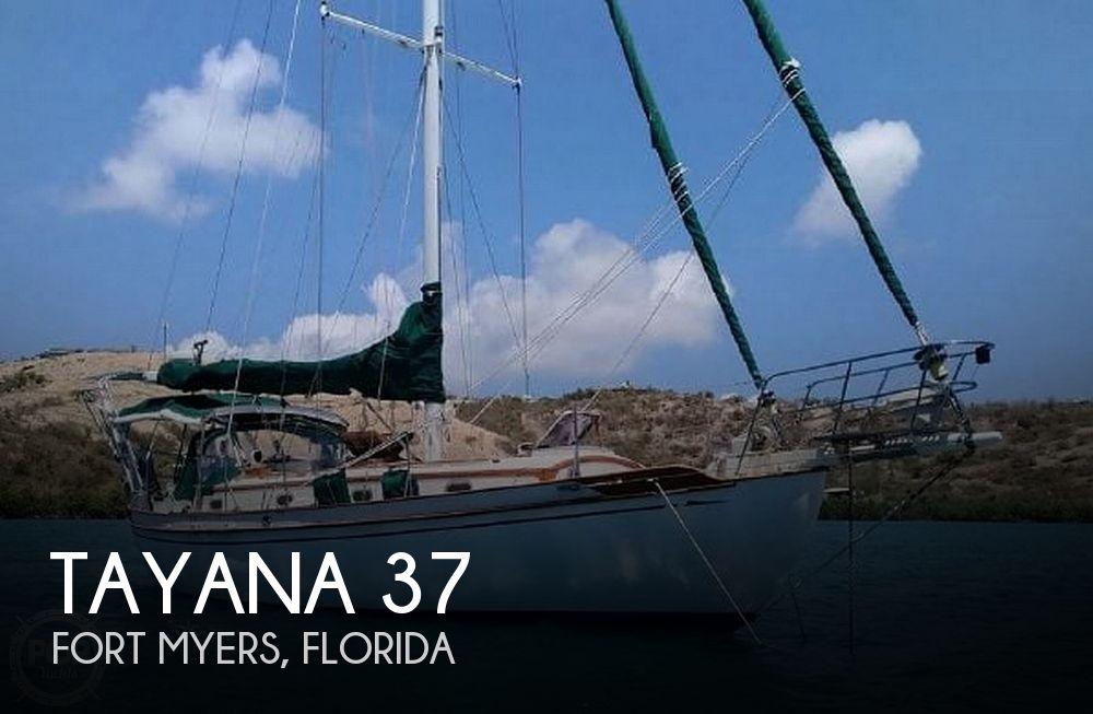 1978 Tayana 37