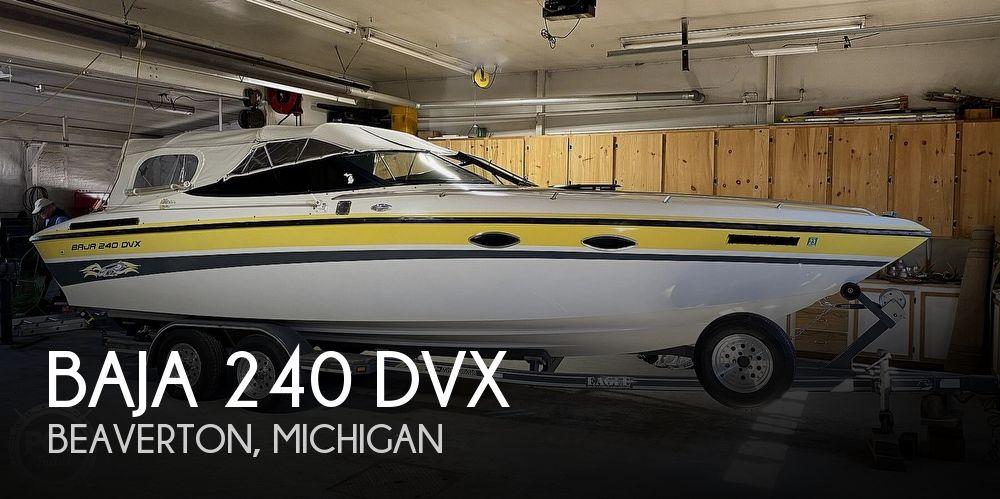 1990 Baja 240 DVX