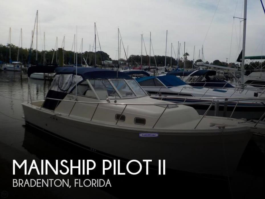 2005 Mainship Pilot II