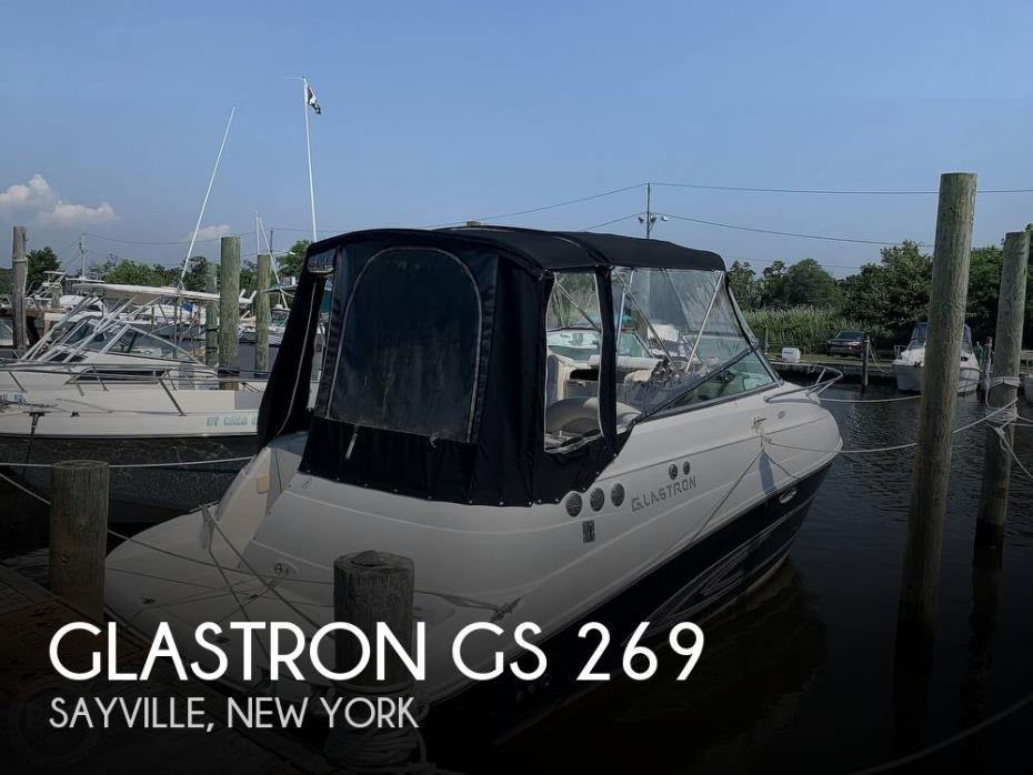 2008 Glastron GS 269