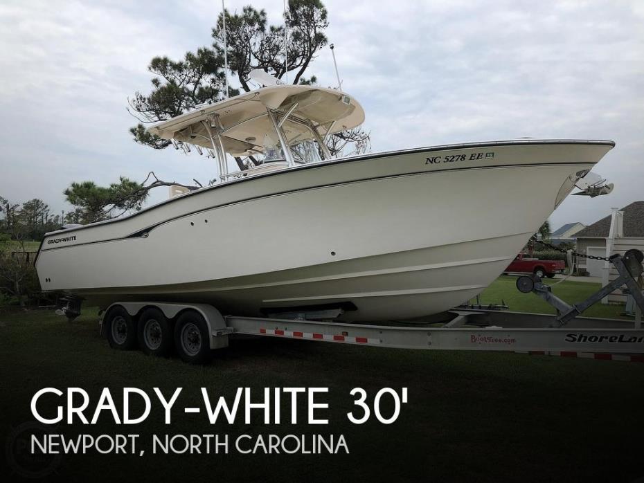 2008 Grady-White 306 Bimini