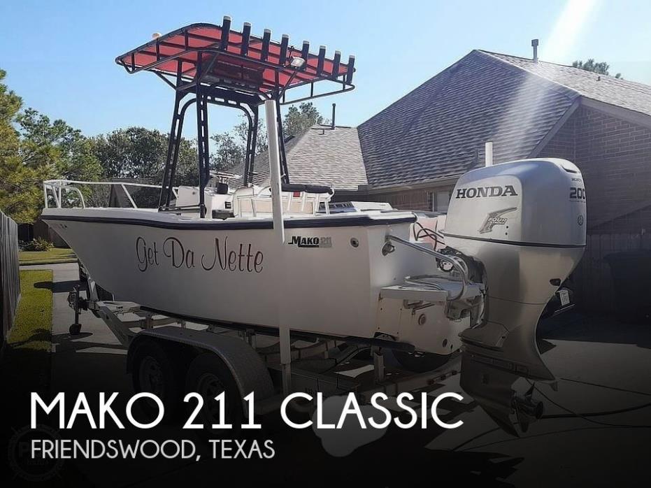 1991 Mako 211 Classic