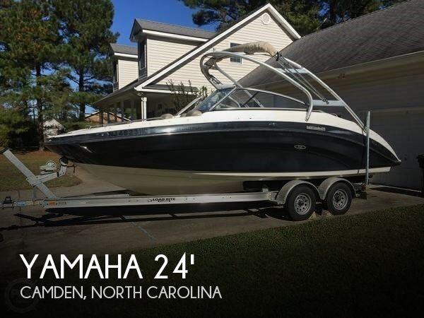 2010 Yamaha 242 Limited S
