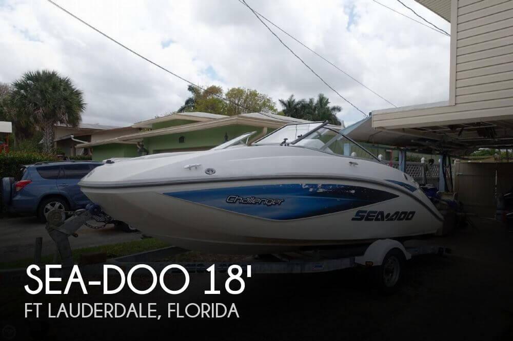 2006 Sea-Doo Challenger 180 CS