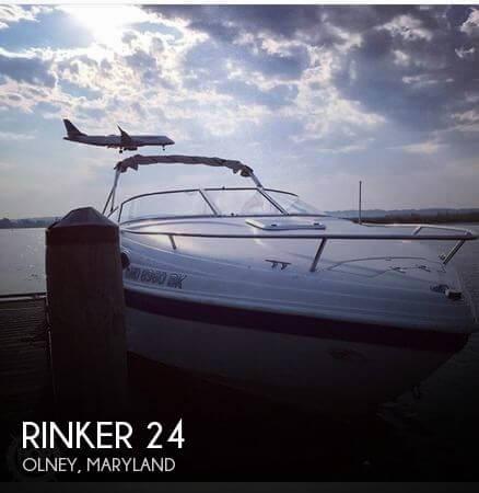 2001 Rinker 24