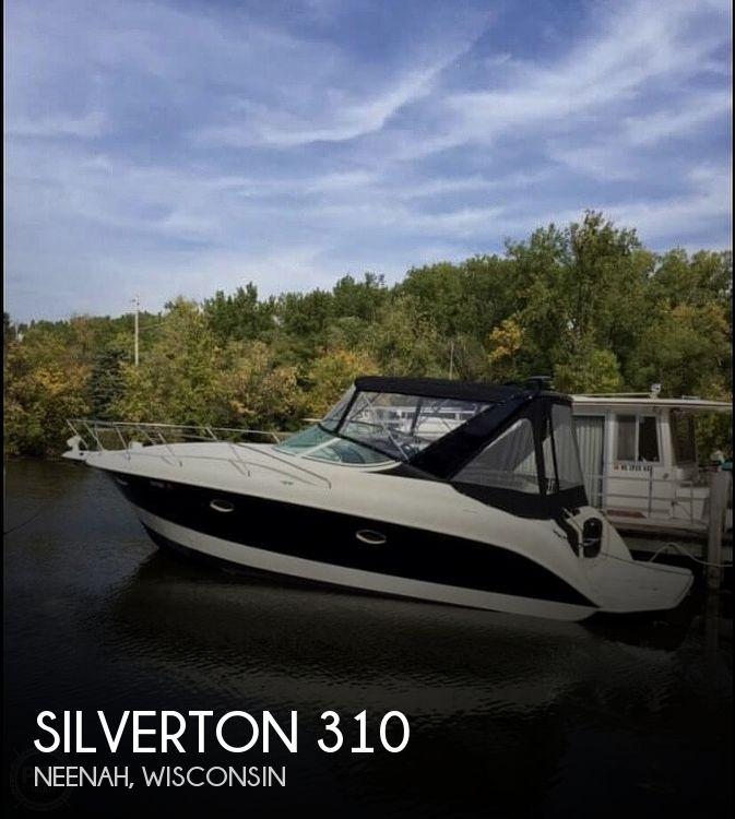 1994 Silverton 310