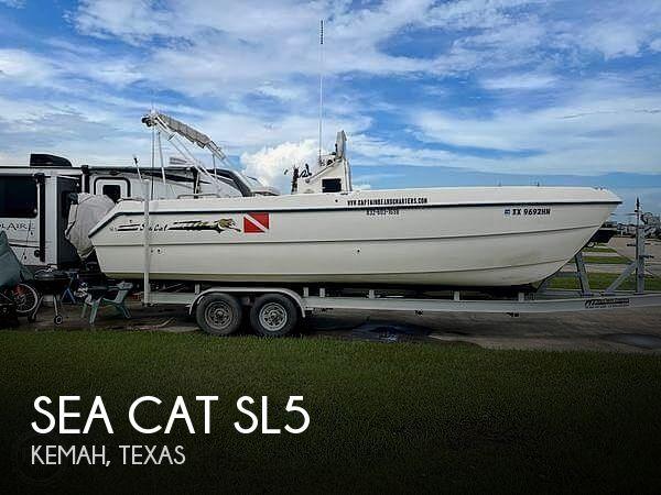 1996 Sea Cat sl5