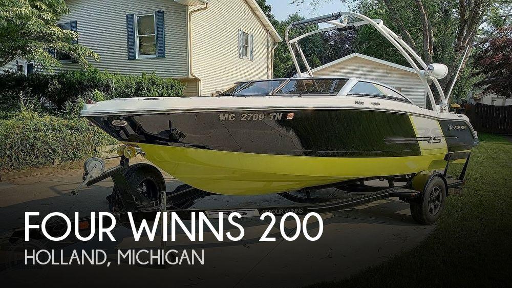 2013 Four Winns Horizon 200 RS