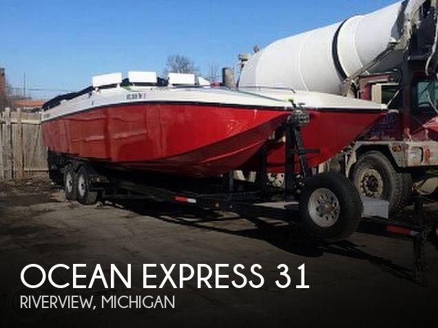 2001 Ocean Express 31