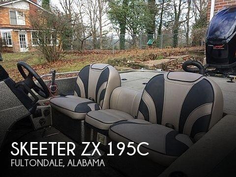 2000 Skeeter ZX 195C