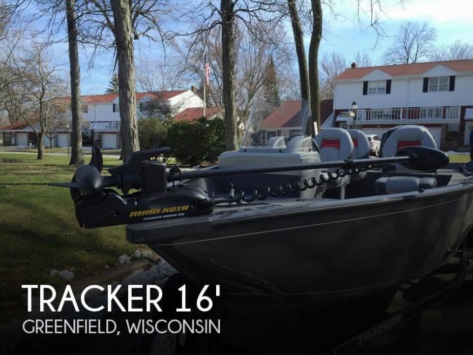 2016 Tracker Pro Guide V16