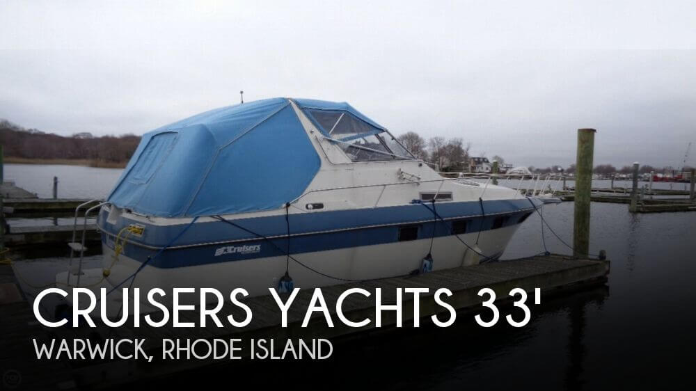1990 Cruisers Yachts Esprit 3370