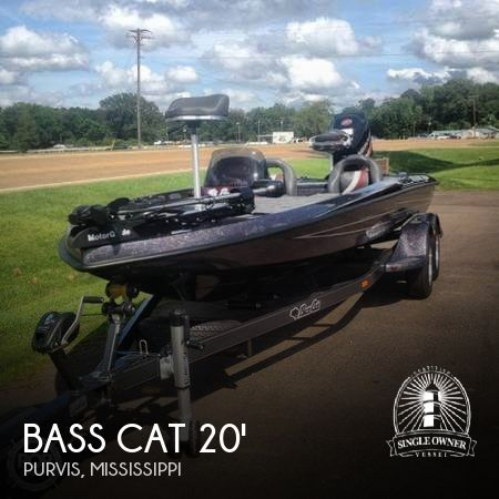 2014 Bass Cat Cougar Advantage Elite