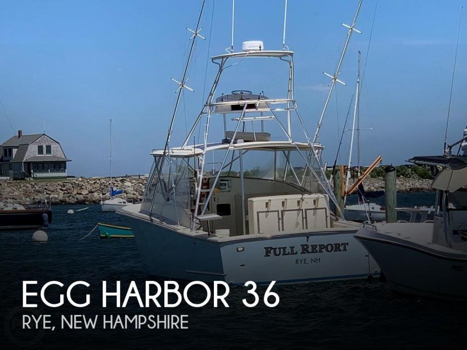 1981 Egg Harbor 36