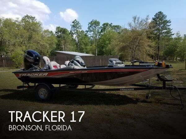 2017 Tracker 175 TXW