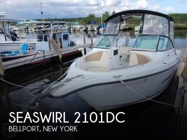 2005 Seaswirl 2101DC