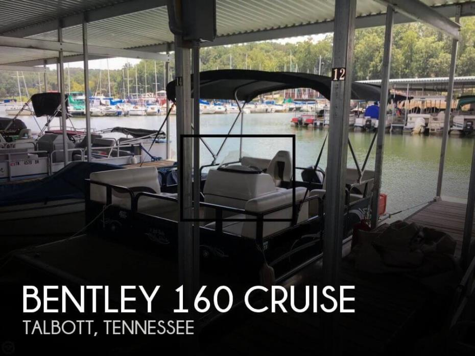 2013 Bentley 160 Cruise