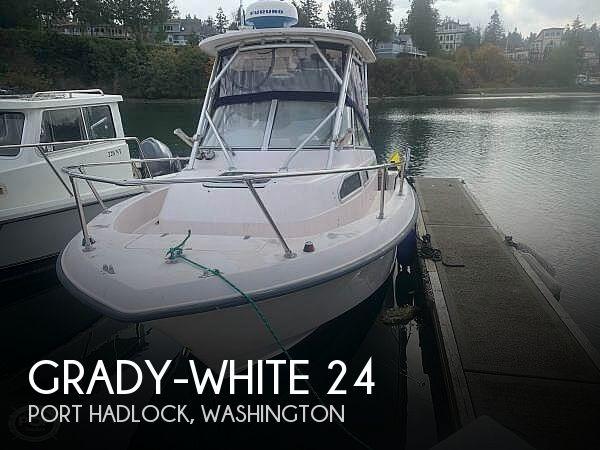 1997 Grady-White Voyager 248