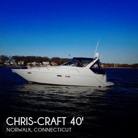 1997 Chris-Craft 380 Continental