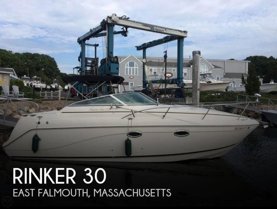 2001 Rinker 30