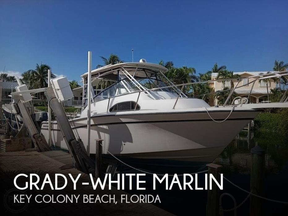 2001 Grady-White Marlin