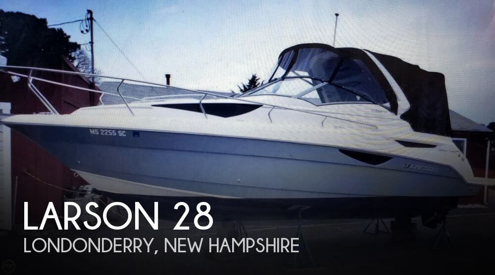2012 Larson 28