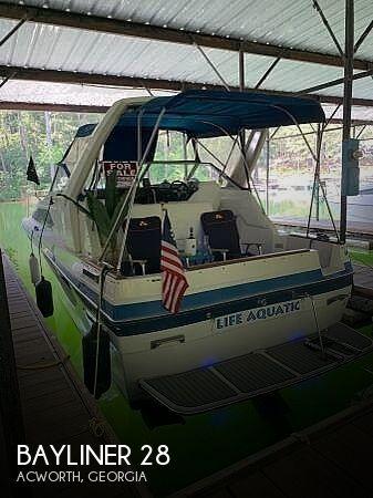 1988 Bayliner 2850 Ciera Contessa
