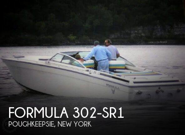 1984 Formula 302-SR1