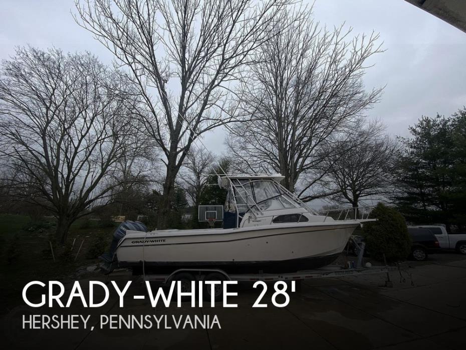 2001 Grady-White 282 Sailfish