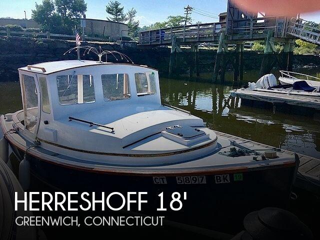 1975 Herreshoff 18' Harbor Pilot