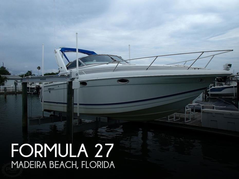 1997 Formula 27PC