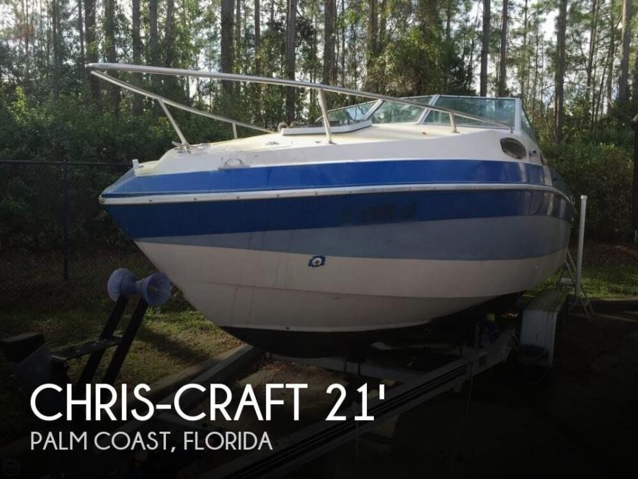1987 Chris-Craft Cavalier 210
