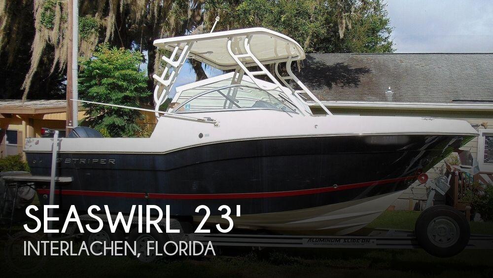 2014 Seaswirl Striper 220 DC
