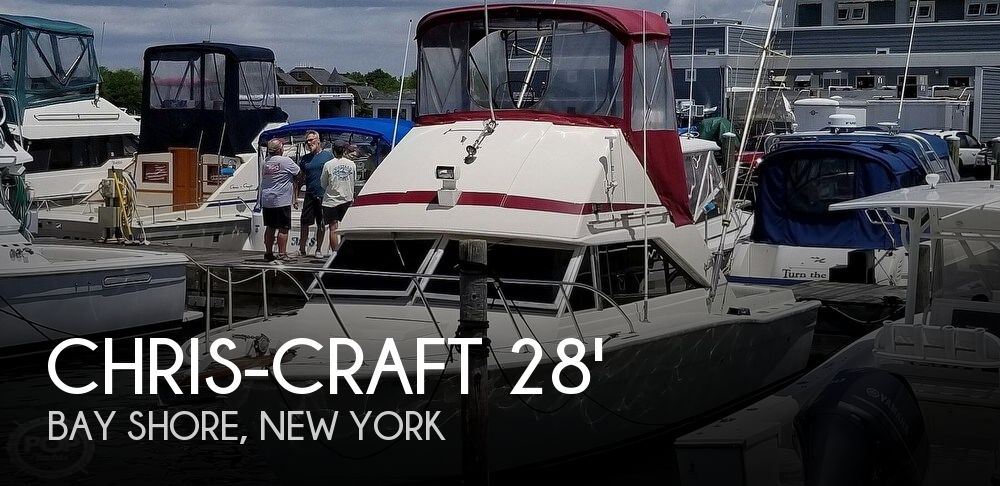 1971 Chris-Craft Commander 28 FB