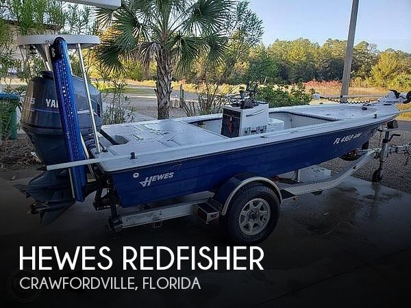 1993 Hewes Redfisher
