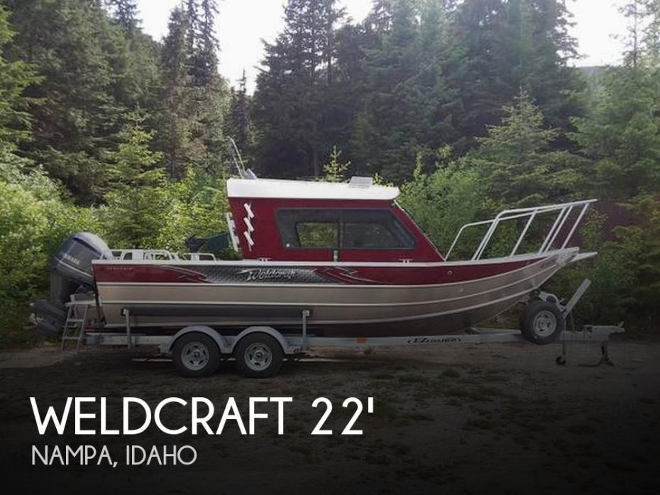 2018 Weldcraft Ocean King 220