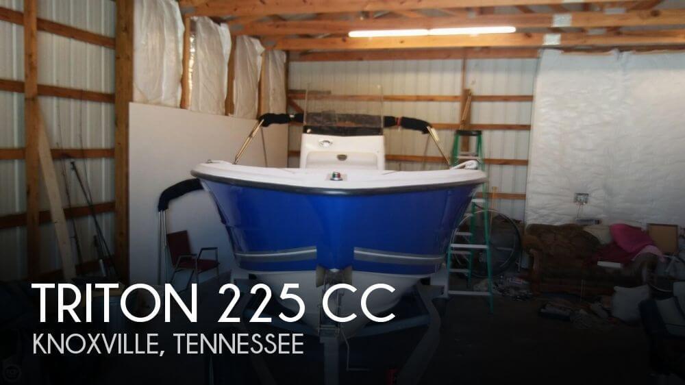 2008 Triton 225 CC