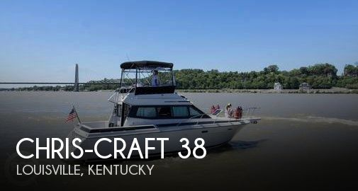 1989 Chris-Craft Amerosport Sedan 320