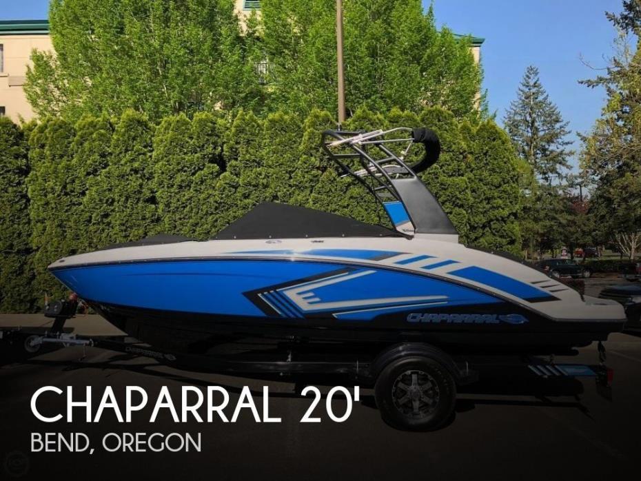 2018 Chaparral 203 Vortex VRX