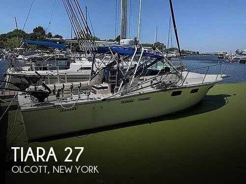 1989 Tiara 27