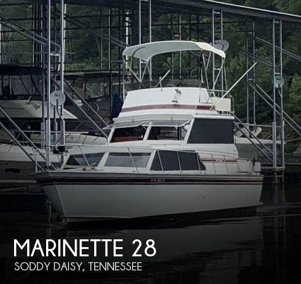1979 Marinette 28