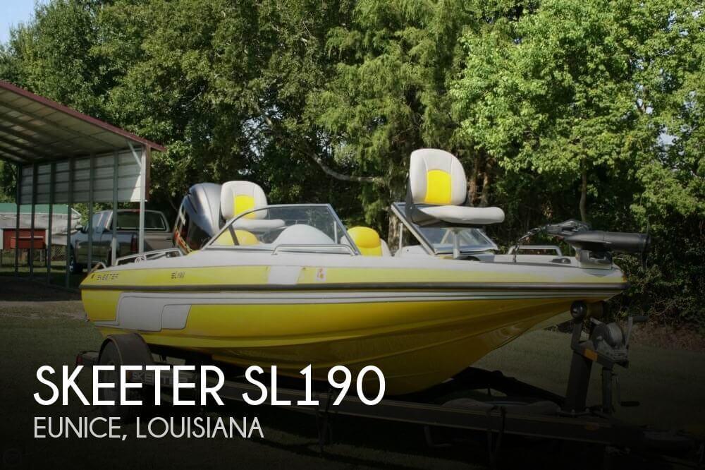 2015 Skeeter SL190