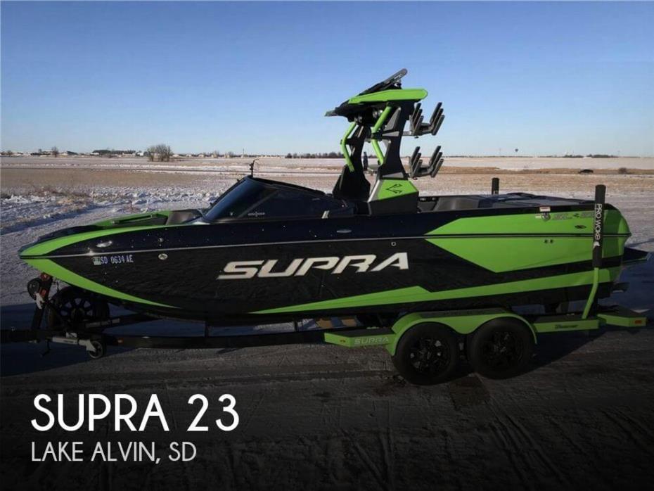 2018 Supra 550 SL
