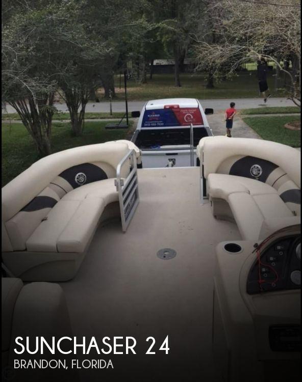 2016 Sunchaser 8524 LR