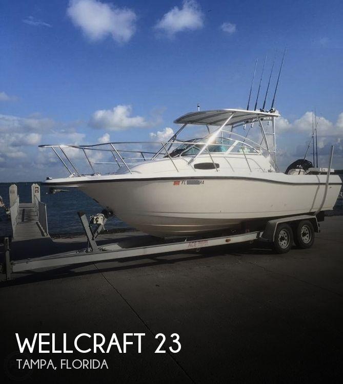 1995 Wellcraft Excel Coastal 23