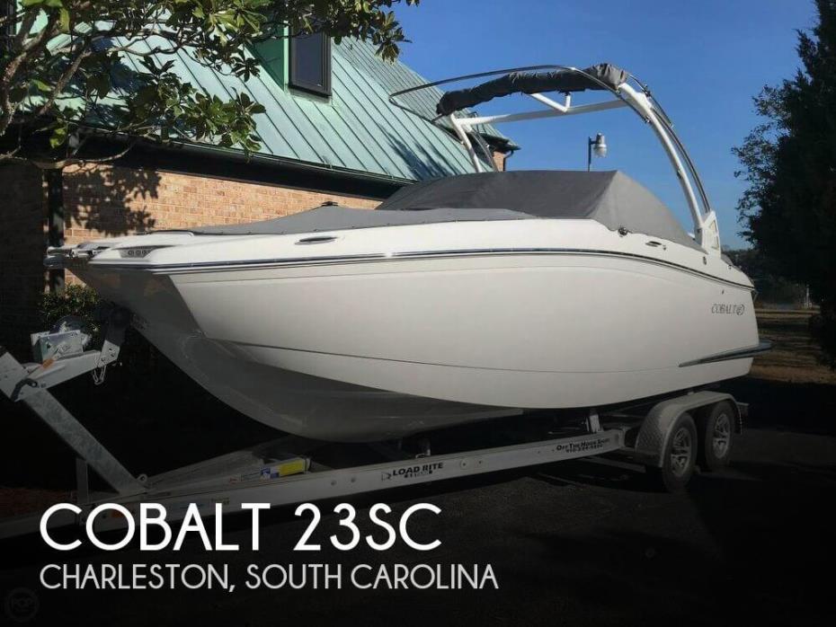 2018 Cobalt 23SC