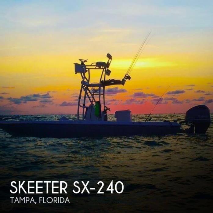 2015 Skeeter SX-240